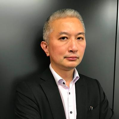 株式会社コーリジャパン セールス・バイスプレジデント 菅井 英樹 氏