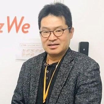 株式会社WizWe 取締役戦略推進部長兼WizWe総研所長 美河 正浩
